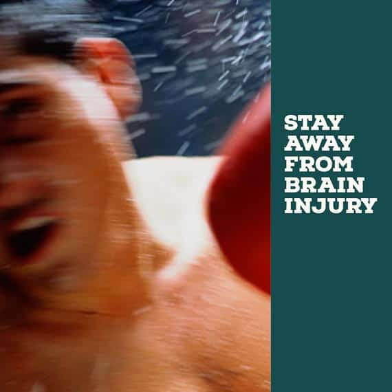 Your martial arts training should not cause brain injury