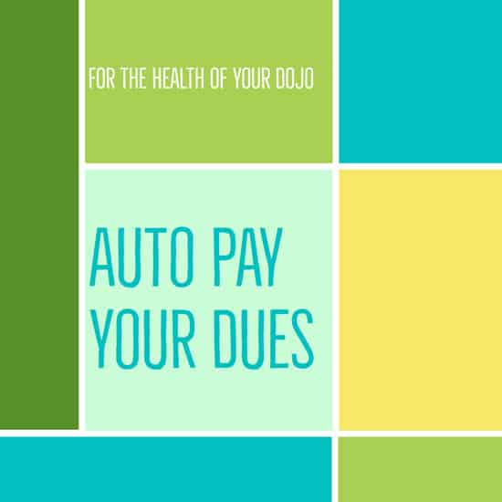 Auto Pay Your Dues